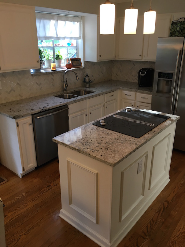 Granite Kitchen Countertop | Gallery | Granite Slabs | O ...