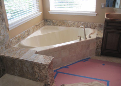 Yellow River Bath Tub