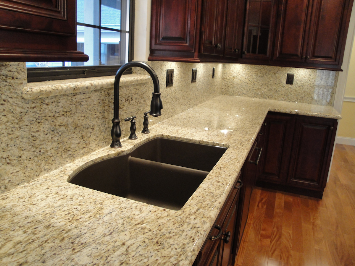 Granite Counter Top Slabs : Granite kitchen countertop gallery slabs o