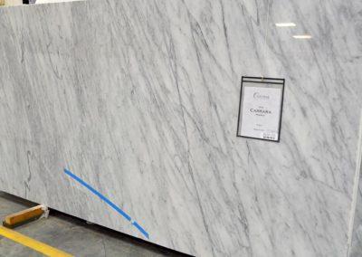 Carrara  White Polished