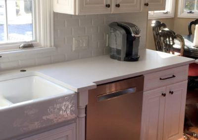 Frosty Carrina Caesarstone