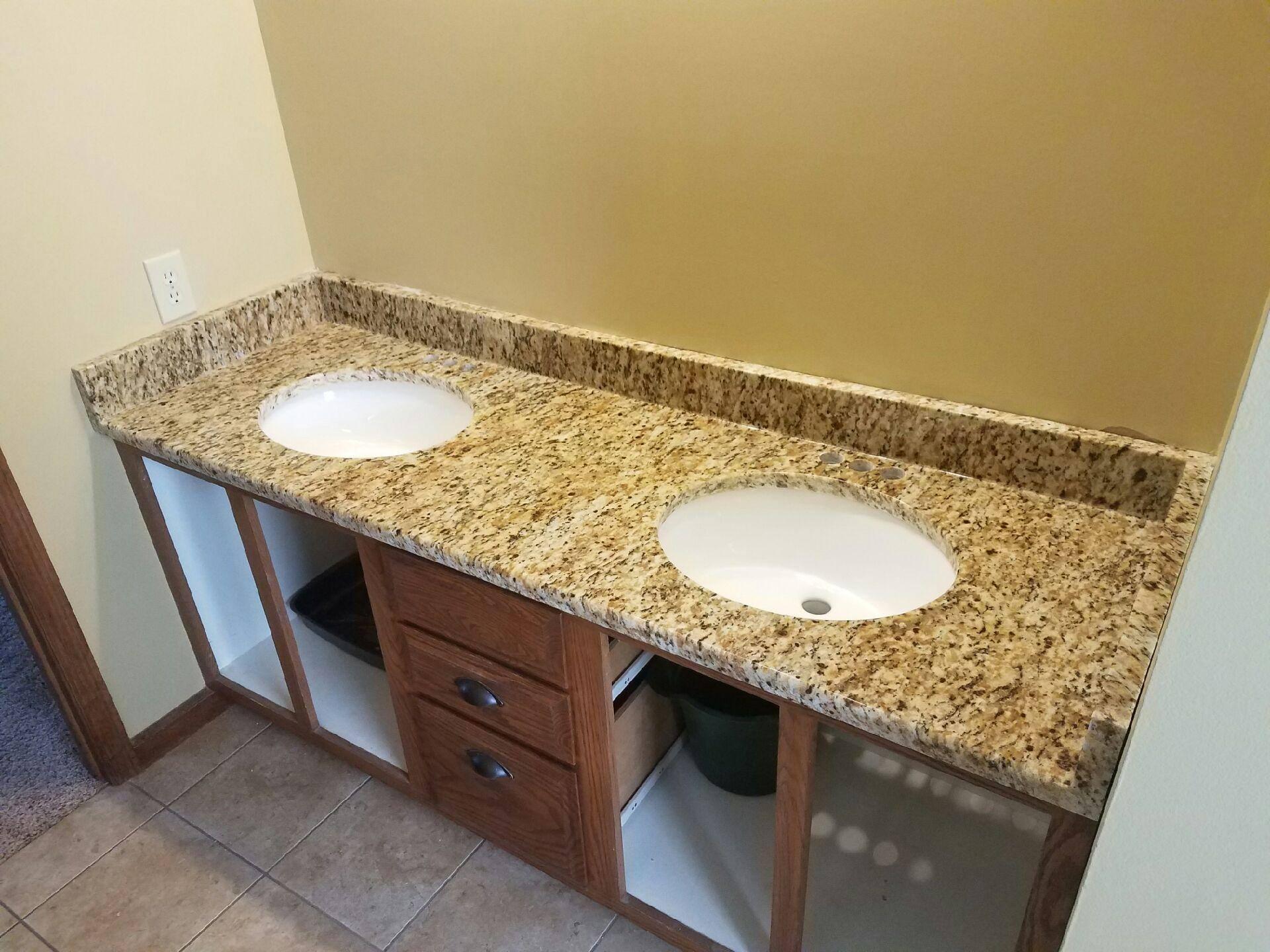 Granite Bathrooms granite bathroom | gallery | vanity | countertop | slab | st