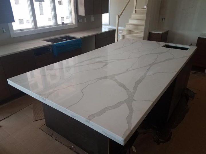Quartz Kitchen Gallery Quartz Countertops O Fallon