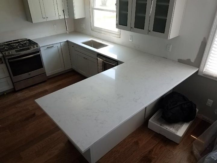 Quartz Kitchen Gallery Quartz Countertops O Fallon